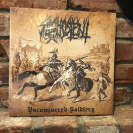 Arghoslent - Unconquered Soldiery LP