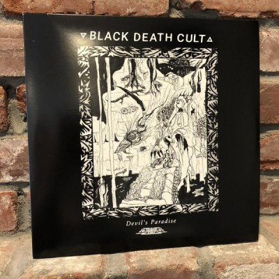 Black Death Cult - Devil's Paradise 2LP