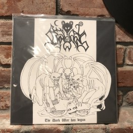 Bestial Summoning - The Dark War Has Begun LP