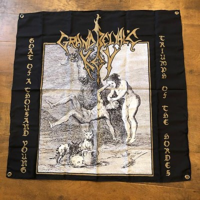 Grand Belial's Key - Goat of 1000 Young FLAG