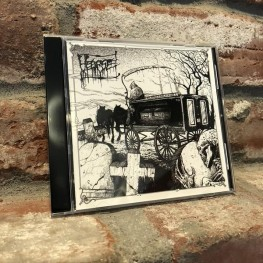 Hearse - A Journey Upon Phlegethon CD