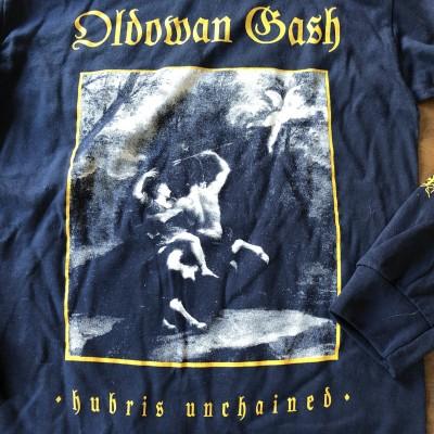 Oldowan Gash - Hubris LS (Navy)