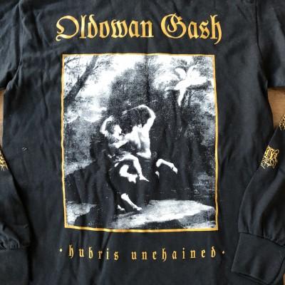 Oldowan Gash - Hubris LS (Black)