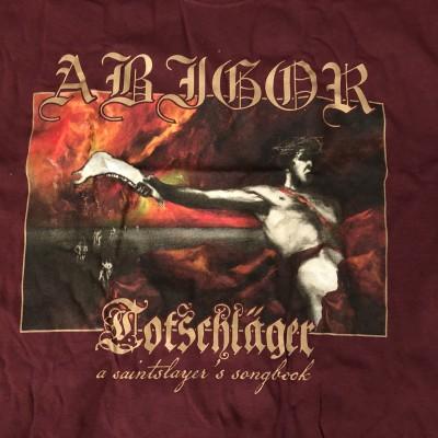 Abigor - Totschläger (A Saintslayer's Songbook) TS