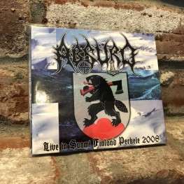 Absurd - Live in Suomi Finland Perkele 2008 CD