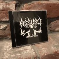 Absurd - Werwolfthron CD
