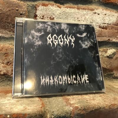 Agony - Dissent CD
