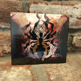 Amestigon / Heretic Cult Redeemer - QVRI OKBISh 718 / In The Depths Of The Nine Chambers Of Fire CD