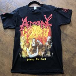 Amon - Feasting The Beast TS