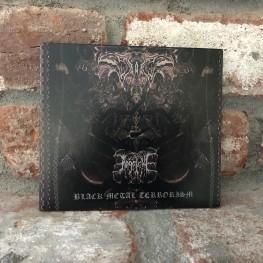 Angelcide / Black Metal Terrorism CD