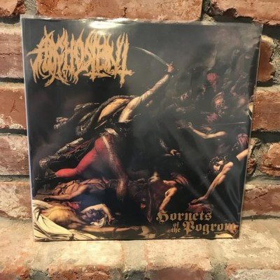 Arghoslent - Hornets of the Pogrom LP