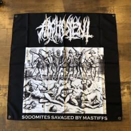 Arghoslent - Sodomites Savaged by Mastiffs FLAG