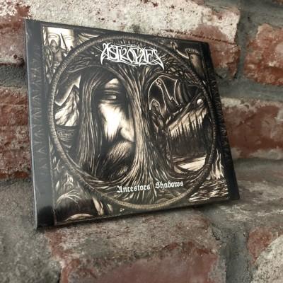 Astrofaes - Ancestors' Shadows CD