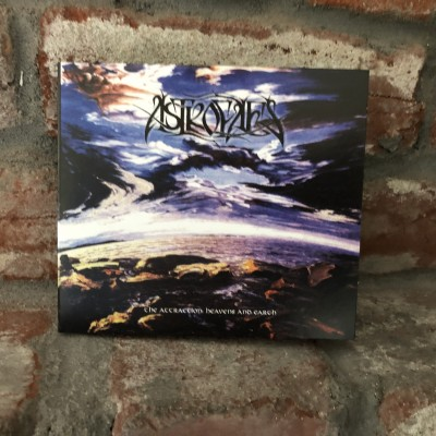 Astrofaes - The Attraction: Heavens And Earth CD