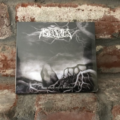 Astrofaes - ...Those Whose Past Is Immortal CD
