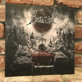 Azaxul - The Saints Impaled LP