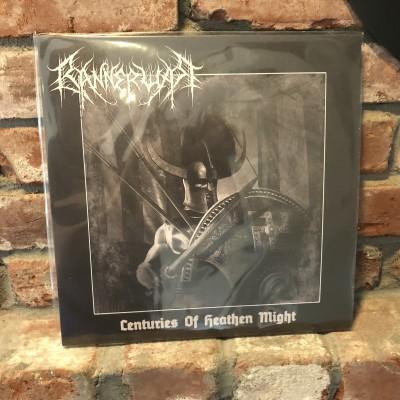 Bannerwar - Centuries of Heathen Might LP