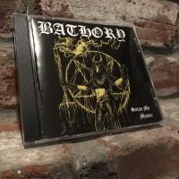 Bathory - Satan My Master CD