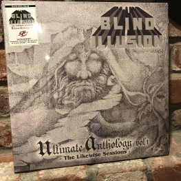 Blind Illusion - Ultimate Anthology Vol. 1 - The Likewise Sessions 2LP