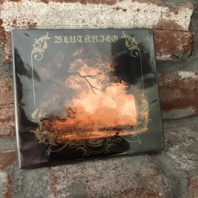 Blutkrieg - Wotan's Harrow CD