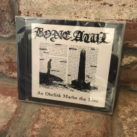 Bone Awl - An Obelisk Marks The Line CD