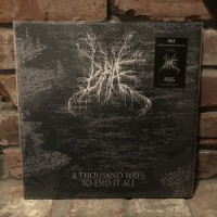 Bræ - A Thousand Ways to End it All LP