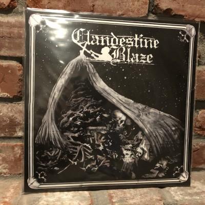 Clandestine Blaze - Tranquility of Death LP