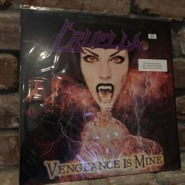 Cruella – Vengeance Is Mine LP