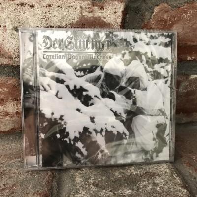 Der Stürmer - Carelian Pagan Madness CD