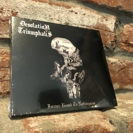 Desolation Triumphalis - Forever Bound to Nothingness CD