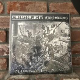 Einsatzgruppen / Shadowgate - Return of Insurgency LP