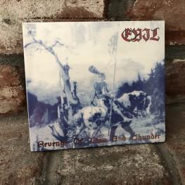 Evil - Revenge of Iron and Thunder CD