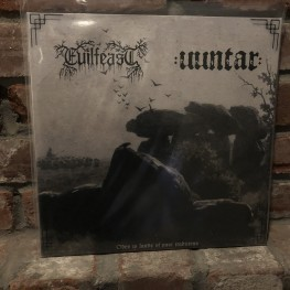 Evilfeast / Uuntar - Odes To Lands Of Past Traditions LP