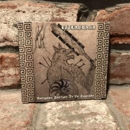 Eztlacuani - Antiguas Fuerzas de lo Sagrado CD
