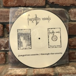 Forgotten Woods - Forgotten Woods / Through The Woods LP