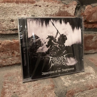 Forlorn Winds - Apparitions of the Asgardsreien CD