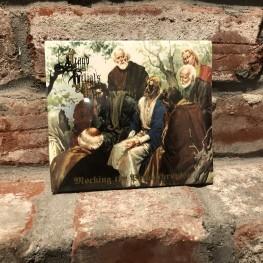 Grand Belial's Key - Mocking The Philanthropist CD (Digipak)