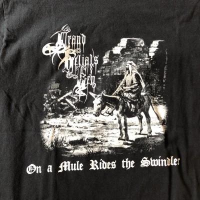 Grand Belial's Key - On a Mule Rides a Swindler TS