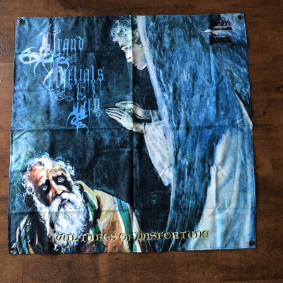 Grand Belial's Key - Vultures of Misfortune FLAG