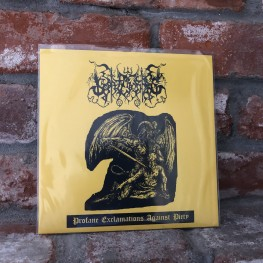 """Goatcorpse - Profane Exclamations Against Piety 7"""""""