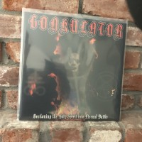 Gonkulator / Old Pagan - Split LP