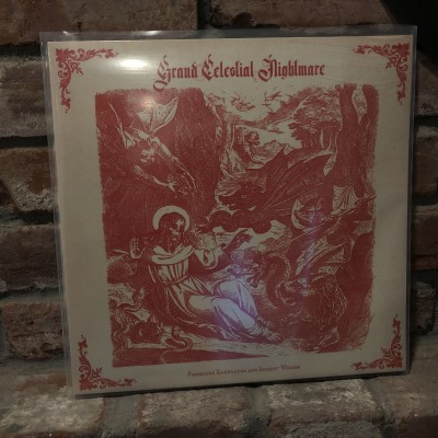 Grand Celestial Nightmare - Forbidden Knowledge and Ancient Wisdom LP