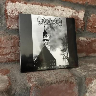 Graveland - In the Glare of Burning Churches CD