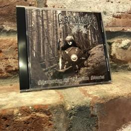 Graveland - Sharpening The Thousand Swords CD