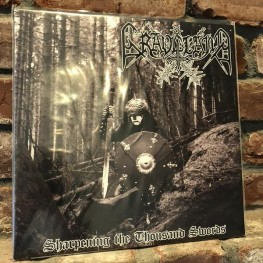 Graveland - Sharpening the Thousand Swords LP