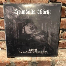Heimdalls Wacht - Nichtorte, oder die Geistreise des Runenschamanen 2LP