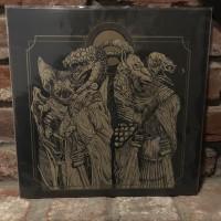 Idolatria - Tetrabestiarchy LP
