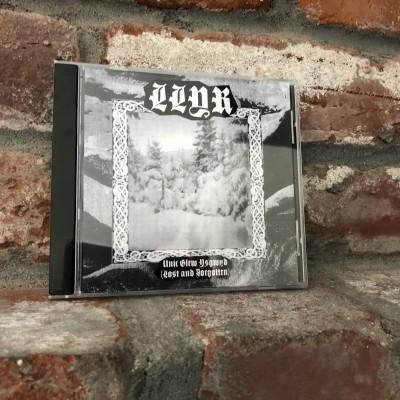 Llyr - Unil Glew Ysgnd (Lost And Forgotten) CD