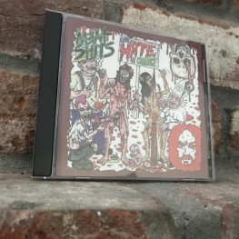Meat Shits - Give Hate a Chance  CD