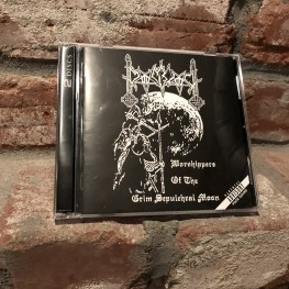 Moonblood - Worshippers of the Grim Sepulchral Moon 2CD